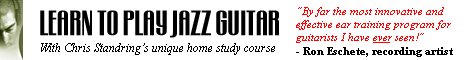 Introducing a unique and revolutionary jazz guitar method that is guaranteed to show you super fast results…
